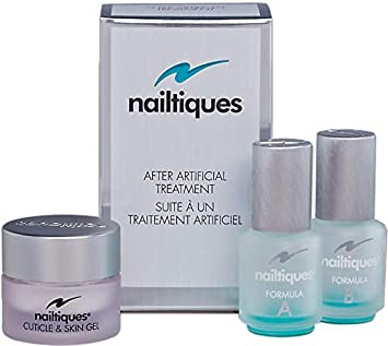 Amazon.com : Nailtiques After Artificial Treatment 3 piece by ...