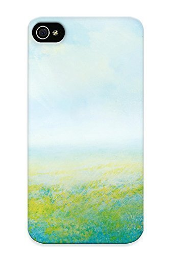 02d79bc2381 Hot Fashion Design Case Cover For iphone 6 plus 5.5 Protective Case (wind Sky Meadow Flowers Clouds Grass )