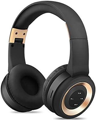 JCJOX Auriculares Memorias Música Bluetooth Auriculares ...