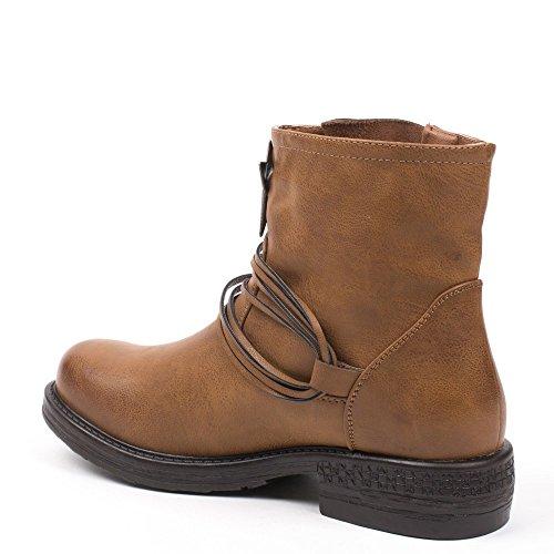 Shoes D Ideal Bottines en Similicuir qZBwHfdx