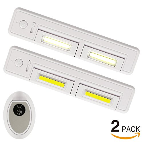 Durable Modeling Dimmable Remote Controlled Led Under Cabinet Light