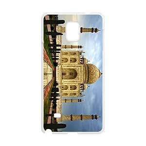 Taj Mahal Building Pattern Case for Samsung Note4