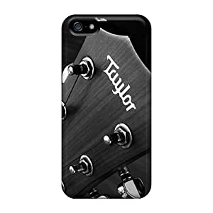 Dsorothymkuz Perfect Tpu Case For Iphone 5/5s/ Anti-scratch Protector Case (taylor Guitar)