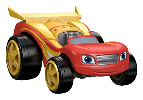 Fisher-Price Nickelodeon Blaze & The Monster Machines Race Car, Blaze