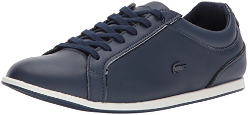 Lacoste Womens Rey Lace 417 1 Sneakers Navy