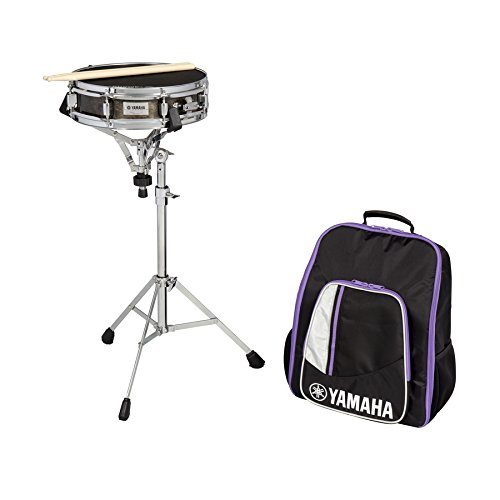 Yamaha 285 Series Mini Snare Kit with Backpack and Rolling Cart by Yamaha