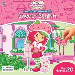 Price comparison product image Strawberry Shortcake Sweet & Stylish (Magical Magnet)