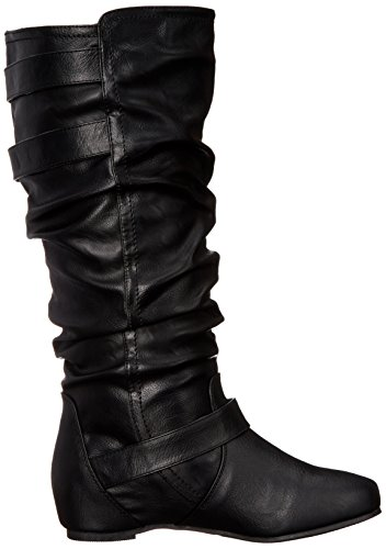 Co Brinley Black Cammie Boot WC Slouch Women's Wide Cqfqwxd