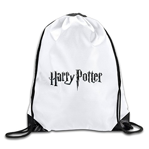 - Discovery Wild Harry Potter Polyester Drawstring Backpack Sack Bag Home Travel Sport Storage Use