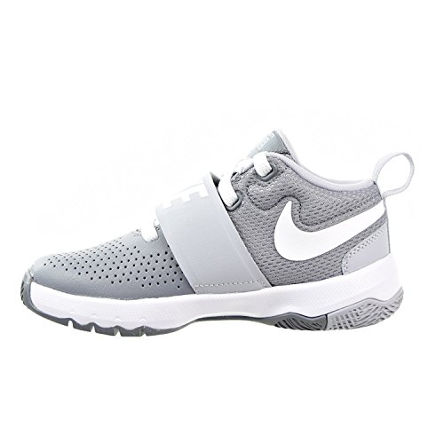 Wolf White 8 PS Grey Hustle Garçon NIKE881942 D Team Cool Nike Grey wFxqZPT6z
