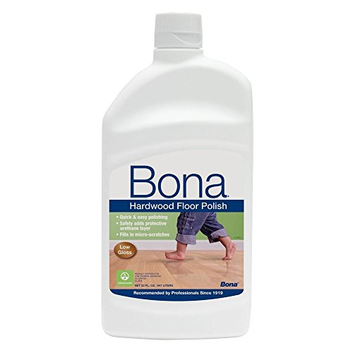 Bona 32 oz. Low-Gloss Hardwood Floor Polish (Pack of 2)
