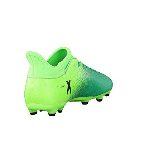 Adidas X 16.3Fg Chaussures de football pour enfant, X 16.3 FG J
