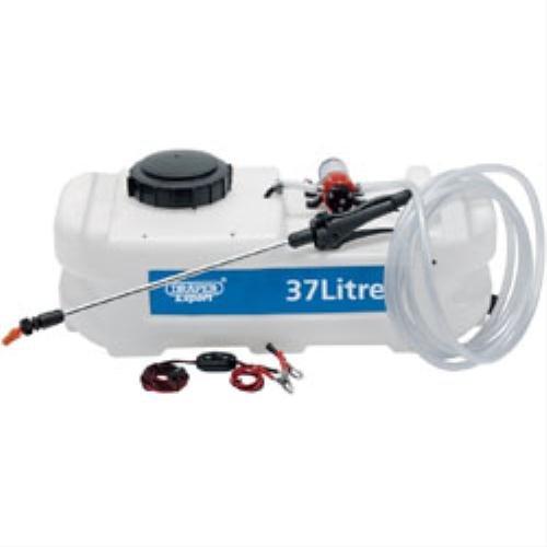 Draper Expert 34674 37-Litre 12-Volt DC ATV Spot SprayerDraper Expert 34674 37-Litre 12-Volt DC ATV Spot Sprayer Draper Tools ltr Short Handles Tools Tools and Accessories