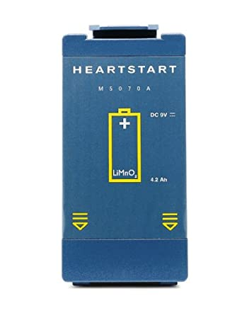 Amazon.com: Philips HeartStart M5070A Battery: Industrial ...