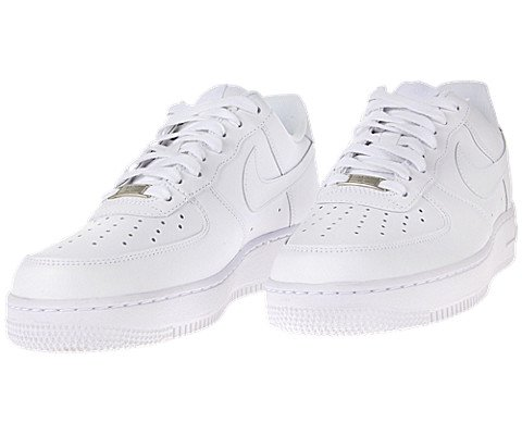 Nike Women Air Force 1 '07 White/ White 315115-112 - Buy Online in KSA.  Apparel products in Saudi Arabia. See Prices, Reviews and Free Delivery in  Riyadh, ...