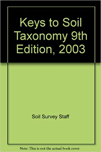 Key to Soil Taxonomy 9th Ed. - Soil Survey Staff [PDF]