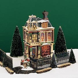 Department 56 ''Chancery Corner'' Dickens' Village Gift Set by Dickens Village