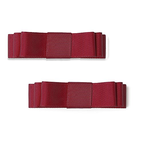 Grosgrain Ribbon Purses - Detachable Shoe Clip Bows