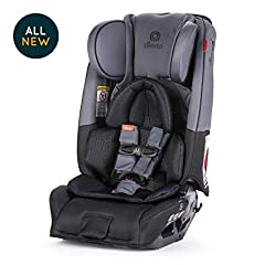 Enjoy the journey with our Diono Radian 3 RXT all-in-one convertible car seat, lovingly engineered to always overprotect. Your child's safety is our top priority, with premium, innovative features the Diono Radian 3 RXT is sleek and stylish w...