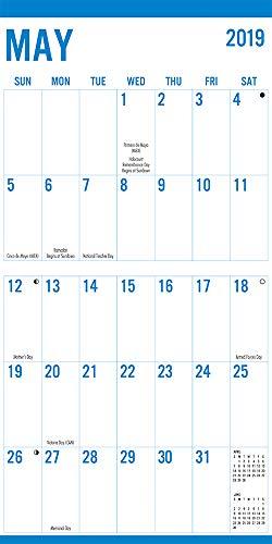 Avalon 2019 Wall Calendar, Large Print-Basic, 12 x 12 inches (82389) by Avalon (Image #2)
