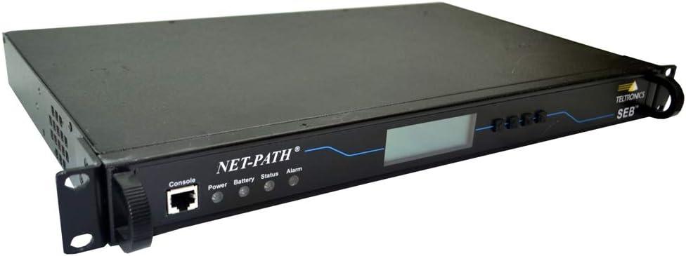 Teltronics SEB NET-Path 4-Port Site Event Buffer Switch SEBNP4