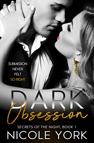 Free - Dark Obsession (Secrets Of The Night Book 1)