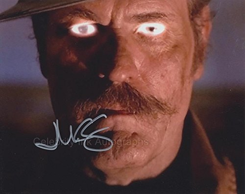 M. C. GAINEY as Bo Taylor - The X-Files GENUINE AUTOGRAPH