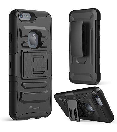 iPhone i Blason Kickstand Holster Locking