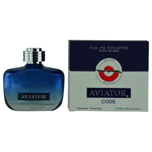Aviator Code Men's 3.3-ounce Eau de Toilette - Aviator Deals