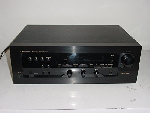 Nakamichi AV-300 Audio/Video Receiver System 5.1 Channel for sale  Delivered anywhere in USA