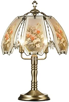 Dale Tiffany Ta11010 Henderson Bankers Accent Lamp