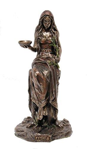 Pythia Oricle Delphi Temple Figurine
