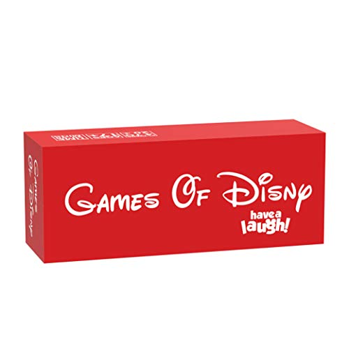 Cards Games of Dizny Original Edition - Have a laugh!Fun Party Game for Adult