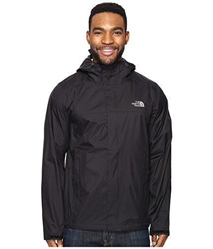 (ザノースフェイス) THE NORTH FACE メンズコートジャケットアウター Venture 2 Jacket [並行輸入品] B06WP4XLTD L|TNF Black/TNF Black TNF Black/TNF Black L