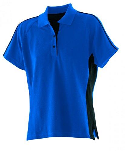 Finden & Hales - Polo -  Femme -  Bleu - Bleu marine - X-large