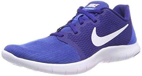 Uomo Nike Scarpe deep Blue Blue Flex Royal signal 401 Running Contact 2 Multicolore white wrqXtraW