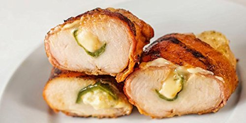 Western Grillers Bacon Wrapped Chicken Tickler, Frozen (24 Pieces) by Western Grillers (Image #2)