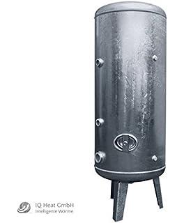 Heider Druckkessel 500 Liter Druckbehälter 500l 6 bar stehend ...