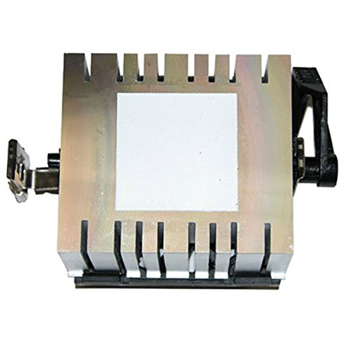 MASSCOOL 70mm Sleeve CPU Cooler (5T568S1H3) by MassCool (Image #1)