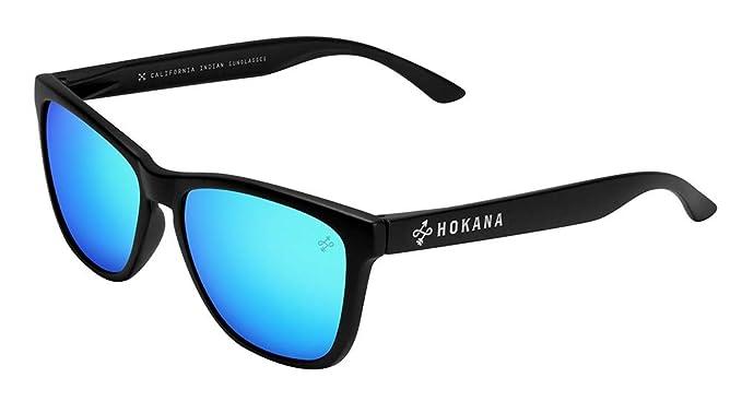 Hokana Sunglasses BLACK CHAW - CLEAR YANA   Y20: Amazon.es ...