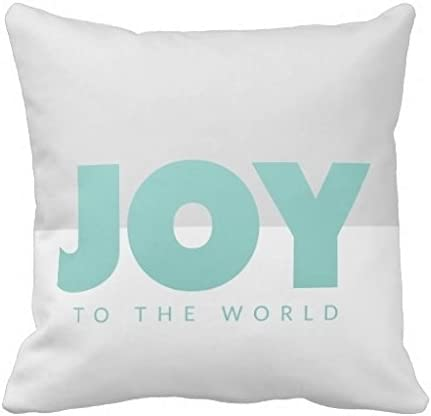 Bala Funny Home Pillow Cases Joy To The