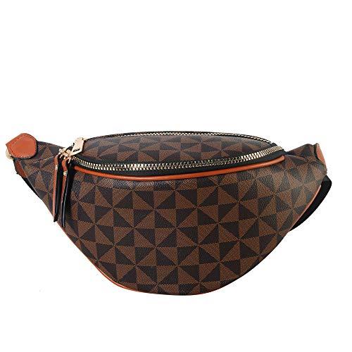 Leather Shoulder Shell Bag Handbags Small Satchel Crossbody for Women Top Handle Purse ()