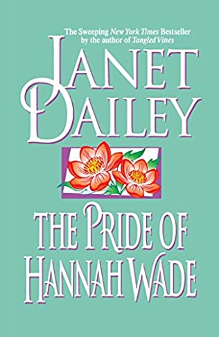 book cover of The Pride of Hannah Wade