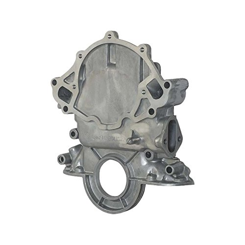 MACs Auto Parts 41-36192 Timing Chain Cover - 289 V8 With A Cast Iron Water Pump