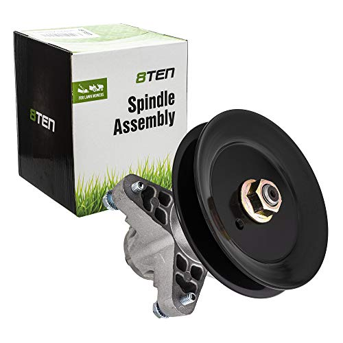 8TEN Spindle for MTD 918-04126B Cub Cadet Troy-Bilt 50 Inch Deck 918-04125B 618-04126 1120370 from 8TEN