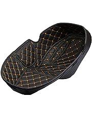 Generic 1pc Motorcycles Flexible DIY Seat Covers, Motorbike Cushion Case Pad Mat, Anti- Dustproof for HONDA PCX150 PCX 150 Parts Accessory
