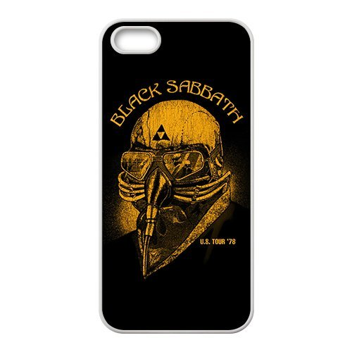 2015 New Arrival Rancid- black sabbath- led zeppelin Cover Case For Iphone 5S Cover Hard Popular Phone for Iphone 5S Case-05
