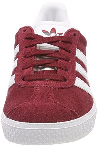 Collegiate White Unisexe Chaussures Gazelle Burgundy White collegiate Rouges Adidas Ftwr Cq8ZwRxC0
