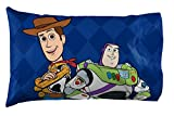 Jay Franco Disney Toy Story Buzz & Woody Twin Sheet