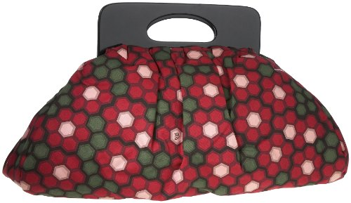 Billy Bag Borsa a mano, Donna Rosso (Rot (Red))